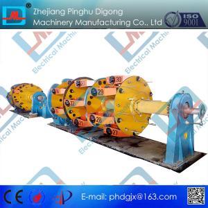 专业制造笼绞机厂家 JLY400/12+18 30盘笼绞机
